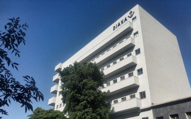 Апарт- Diana Seaport Израиль, Хайфа - отзывы, цены и фото номеров - забронировать отель Апарт-Отель Diana Seaport онлайн вид на фасад