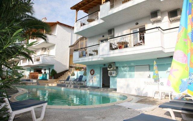 Отель Golden Sun Village Греция, Пефкохори - отзывы, цены и фото номеров - забронировать отель Golden Sun Village онлайн