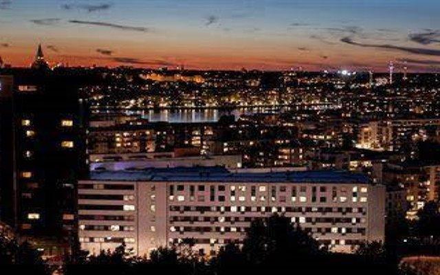 Отель ApartDirect Hammarby Sjöstad II Стокгольм