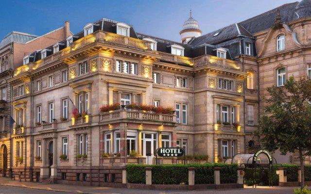 Отель Regent Contades, BW Premier Collection вид на фасад