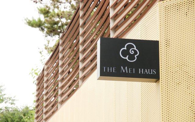 Отель The Mei Haus Hongdae вид на фасад
