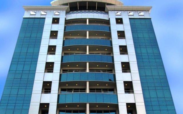 Arabian Gulf Hotel Apartments вид на фасад