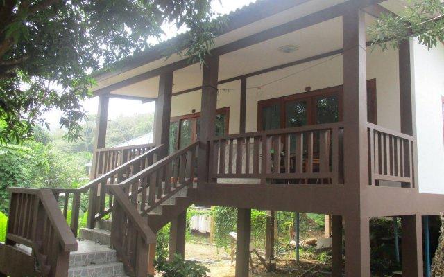 Отель Lanta Nature House Ланта вид на фасад