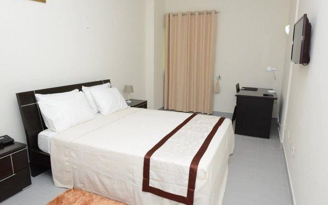 Отель Rainha Njinga комната для гостей