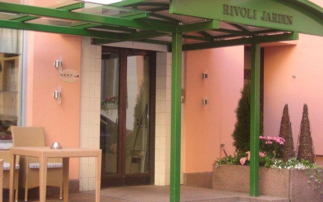 Отель Rivoli Jardin Hotel Финляндия, Хельсинки - 14 отзывов об отеле, цены и фото номеров - забронировать отель Rivoli Jardin Hotel онлайн вид на фасад