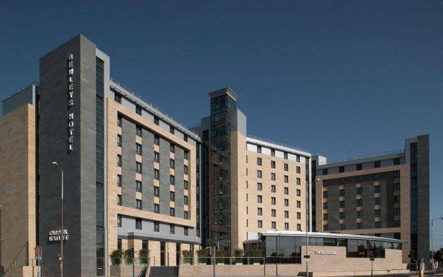 Отель Clayton Hotel Leeds Великобритания, Лидс - отзывы, цены и фото номеров - забронировать отель Clayton Hotel Leeds онлайн вид на фасад