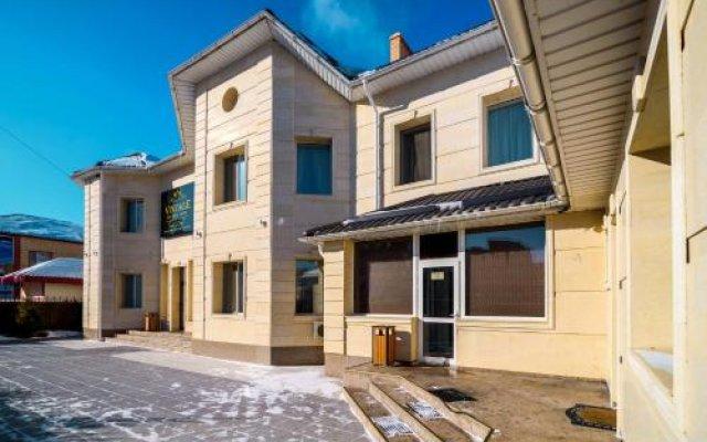 Гостиница Vintage Казахстан, Нур-Султан - 2 отзыва об отеле, цены и фото номеров - забронировать гостиницу Vintage онлайн вид на фасад