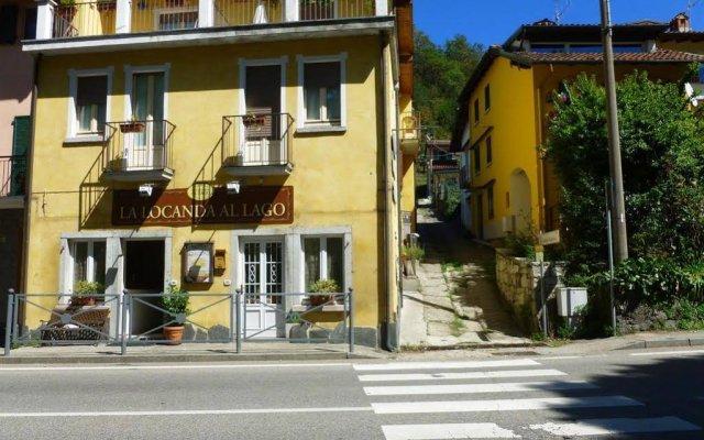 Отель La Locanda Al Lago Италия, Вербания - отзывы, цены и фото номеров - забронировать отель La Locanda Al Lago онлайн вид на фасад