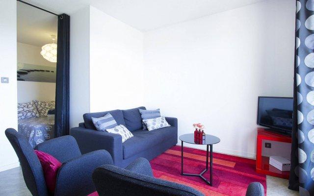 Отель Sweethome Garonne Франция, Тулуза - отзывы, цены и фото номеров - забронировать отель Sweethome Garonne онлайн комната для гостей