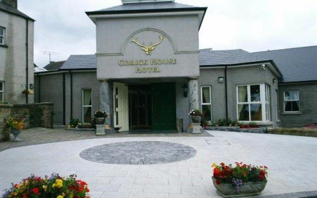 Corick House Hotel & Spa вид на фасад