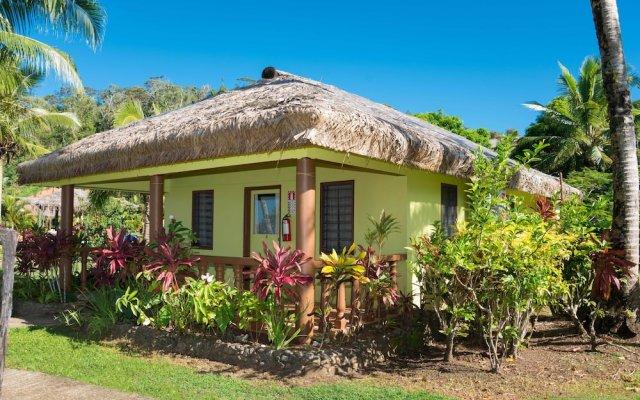 Отель Waidroka Bay Resort вид на фасад