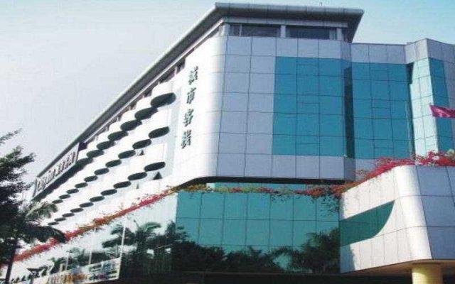 Отель City Inn Splendid China Branch Китай, Шэньчжэнь - отзывы, цены и фото номеров - забронировать отель City Inn Splendid China Branch онлайн вид на фасад