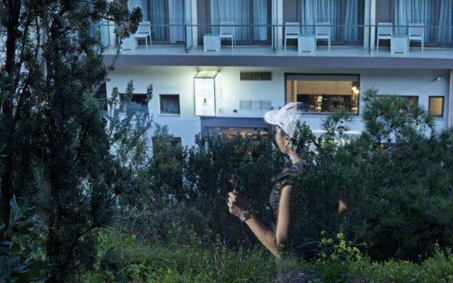Отель Acropolis Hill вид на фасад