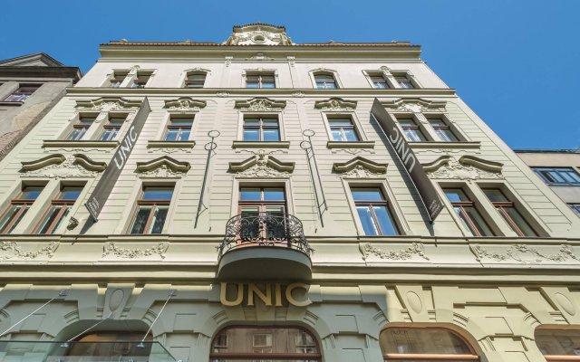 Отель INNSIDE by Melia Prague Old Town вид на фасад