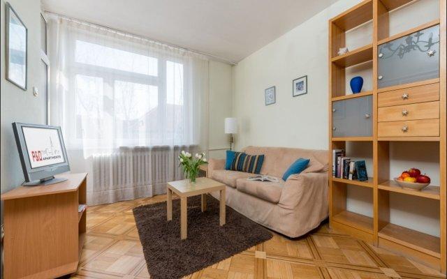 Отель P&O Apartments Dluga 1 Польша, Варшава - отзывы, цены и фото номеров - забронировать отель P&O Apartments Dluga 1 онлайн комната для гостей