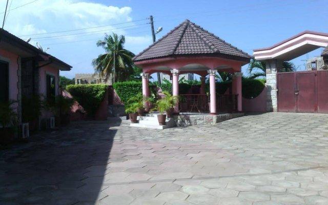 Отель Negolodge вид на фасад