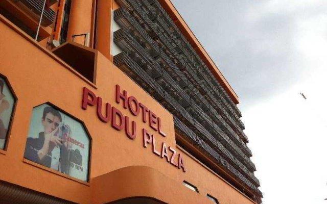 Отель Pudu Plaza Kuala Lumpur Малайзия, Куала-Лумпур - отзывы, цены и фото номеров - забронировать отель Pudu Plaza Kuala Lumpur онлайн вид на фасад