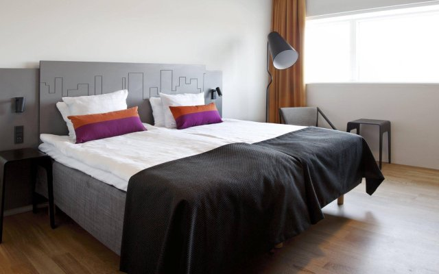 Отель Scandic Sydhavnen Копенгаген комната для гостей