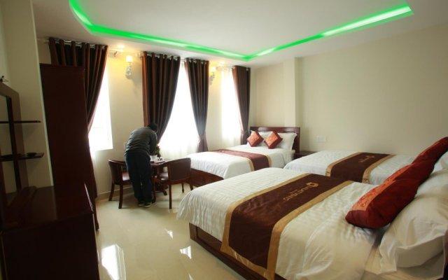 Dalat Venus Hotel Далат комната для гостей