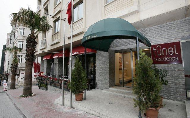 Tunel Residence Турция, Стамбул - отзывы, цены и фото номеров - забронировать отель Tunel Residence онлайн вид на фасад