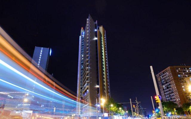 Отель Barcelona Princess Испания, Барселона - 8 отзывов об отеле, цены и фото номеров - забронировать отель Barcelona Princess онлайн вид на фасад