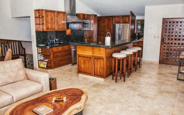 Отель Casa Mandarina Педрегал комната для гостей