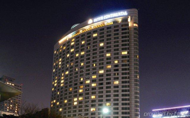 Отель InterContinental Seoul COEX вид на фасад