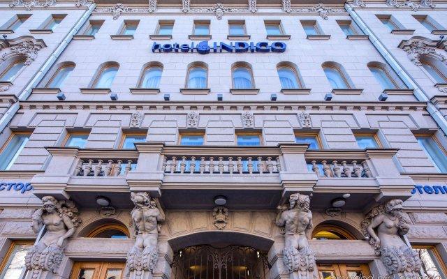 Отель Indigo Санкт-Петербург - Чайковского вид на фасад
