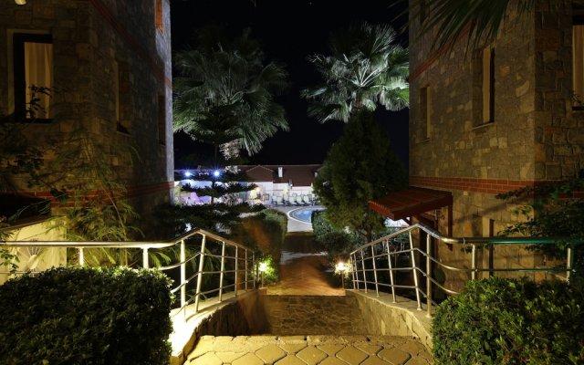 Golden Life Heights Deluxe Suite Hotel Турция, Олудениз - отзывы, цены и фото номеров - забронировать отель Golden Life Heights Deluxe Suite Hotel - All Inclusive - Adults Only онлайн вид на фасад