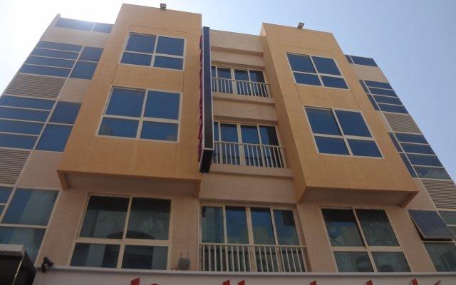 Prime Hotel вид на фасад