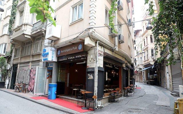 The Merwano Hotel Турция, Стамбул - отзывы, цены и фото номеров - забронировать отель The Merwano Hotel онлайн вид на фасад