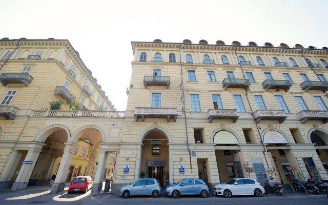 Отель Mercure Torino Crystal Palace Италия, Турин - 2 отзыва об отеле, цены и фото номеров - забронировать отель Mercure Torino Crystal Palace онлайн вид на фасад