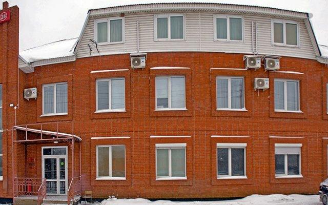 Гостиница Увинская в Уве отзывы, цены и фото номеров - забронировать гостиницу Увинская онлайн Ува вид на фасад