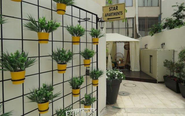 Star Apartments Израиль, Тель-Авив - отзывы, цены и фото номеров - забронировать отель Star Apartments онлайн вид на фасад