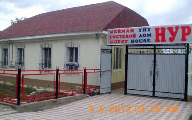 Отель Guest House NUR Кыргызстан, Каракол - отзывы, цены и фото номеров - забронировать отель Guest House NUR онлайн вид на фасад