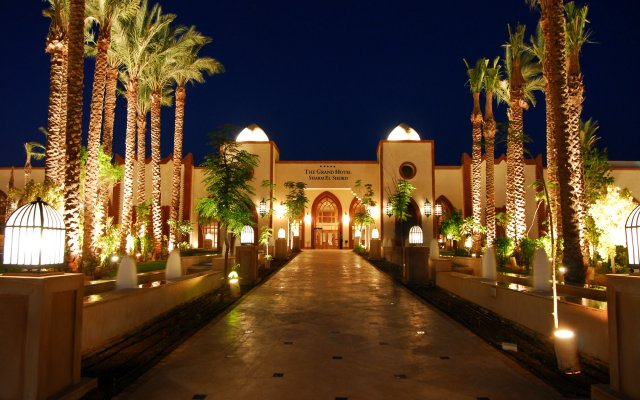 The Grand Hotel Sharm El Sheikh All Inclusive In Sharm El Sheikh Egypt From 144 Photos Reviews Zenhotels Com