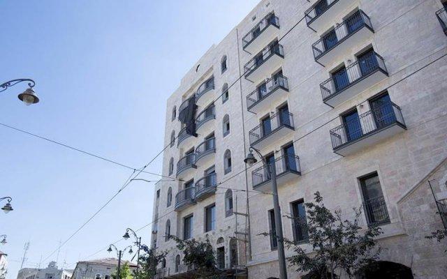 Check In Jerusalem Apartments Израиль, Иерусалим - отзывы, цены и фото номеров - забронировать отель Check In Jerusalem Apartments онлайн вид на фасад
