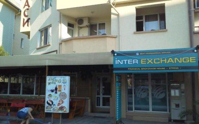 Отель Krasi Hotel Болгария, Равда - отзывы, цены и фото номеров - забронировать отель Krasi Hotel онлайн вид на фасад