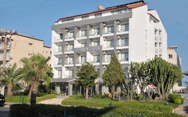 Отель BALIM Мармарис вид на фасад