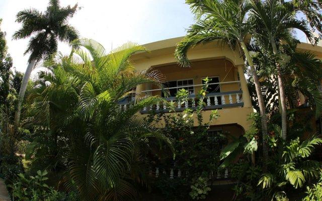 Отель Seastar Inn вид на фасад