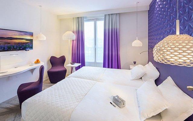 Отель Holiday Inn Gare De Lest Париж комната для гостей