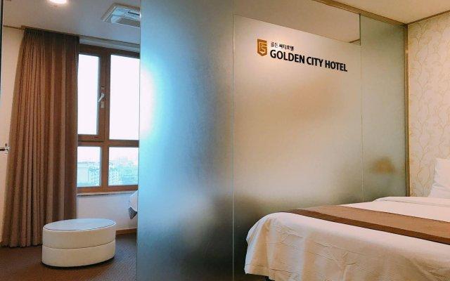 Отель Golden City Hotel Dongdaemun Южная Корея, Сеул - отзывы, цены и фото номеров - забронировать отель Golden City Hotel Dongdaemun онлайн комната для гостей