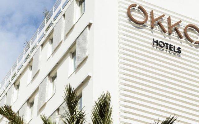 Отель OKKO Hotels Cannes Centre Франция, Канны - 2 отзыва об отеле, цены и фото номеров - забронировать отель OKKO Hotels Cannes Centre онлайн вид на фасад