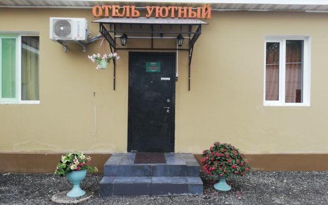 Гостиница Uyutniy вид на фасад