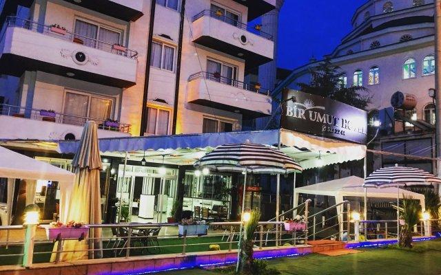 Bir Umut Hotel Турция, Силифке - отзывы, цены и фото номеров - забронировать отель Bir Umut Hotel онлайн вид на фасад