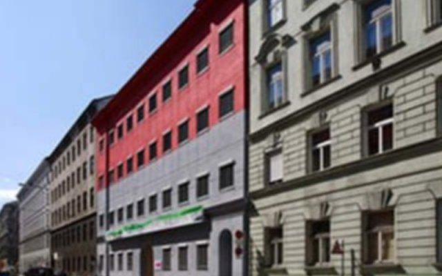 Hotel Kunsthof вид на фасад