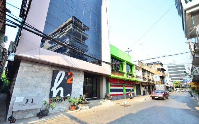 H2 Hotel Бангкок вид на фасад