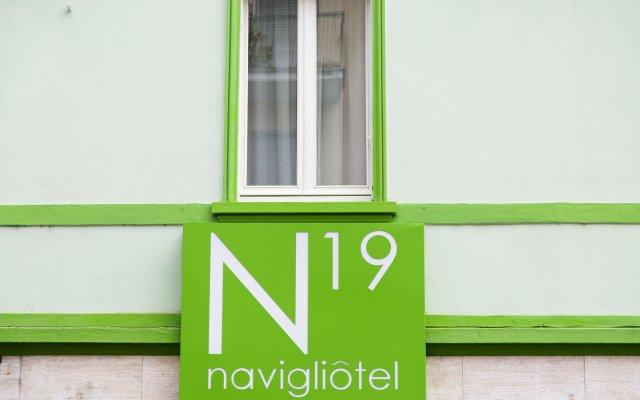 Отель Navigliotel 19 Италия, Милан - отзывы, цены и фото номеров - забронировать отель Navigliotel 19 онлайн вид на фасад