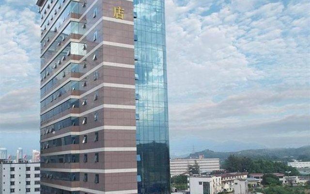 Отель Master Wenjindu Китай, Шэньчжэнь - отзывы, цены и фото номеров - забронировать отель Master Wenjindu онлайн вид на фасад