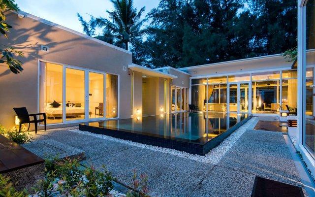 Отель Excellence Beachfront Villa Таиланд, пляж Май Кхао - отзывы, цены и фото номеров - забронировать отель Excellence Beachfront Villa онлайн вид на фасад